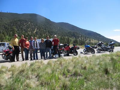 CI Riders to Breckenridge-June 2013