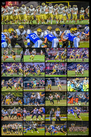 2020 Varsity Football Season Highlights