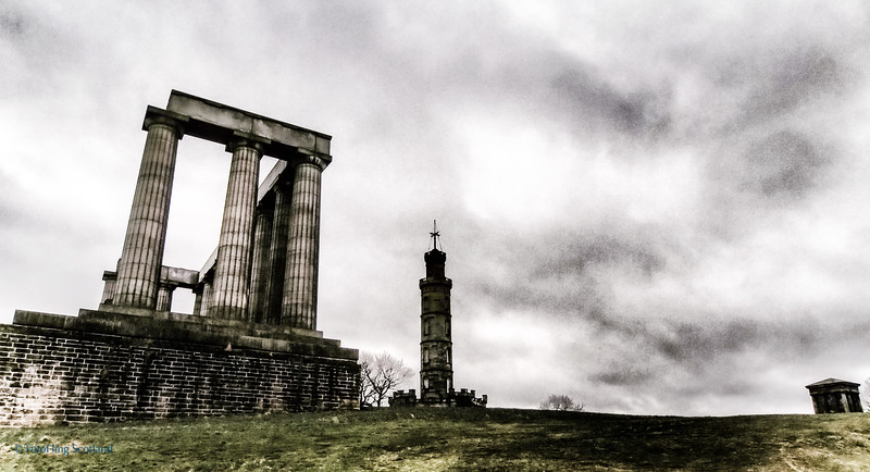 National Monument - Calton Hill