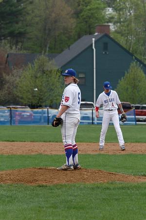Varsity Baseball vs. New Hampton: May 11