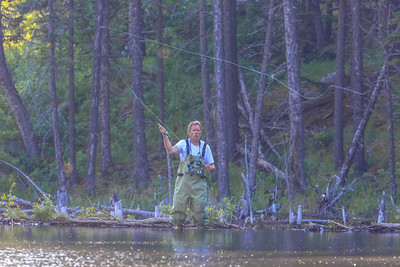 Fly-Fishing Waters