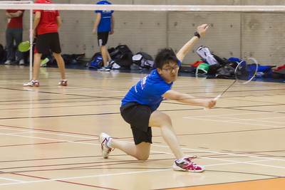 2014-15 Badminton