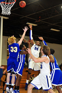 02/09/2012 - Nansemond-Suffolk Academy @ Norfolk Collegiate School / Varsity Boys Basketball