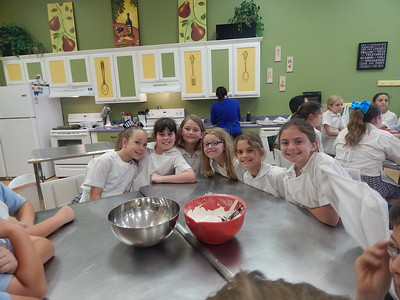 2015-05-07 Challenge Field Trip to Culinary Kids