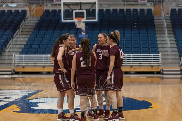 North Shore Girls Basketball playoffs 2017