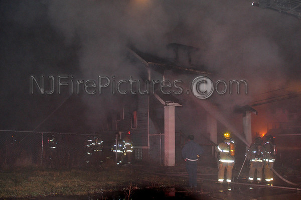 Detroit, MI Box Alarm at Ardmore & Intervale 3/10/11