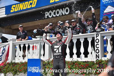 Pocono Raceway - Saturday 7/28/18