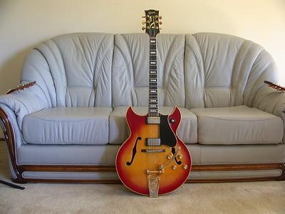 1968 Gibson Barney Kessel Custom
