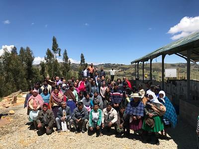 2019 Canacota Bolivia