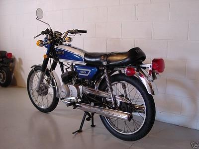 1972 LS2 100 cc