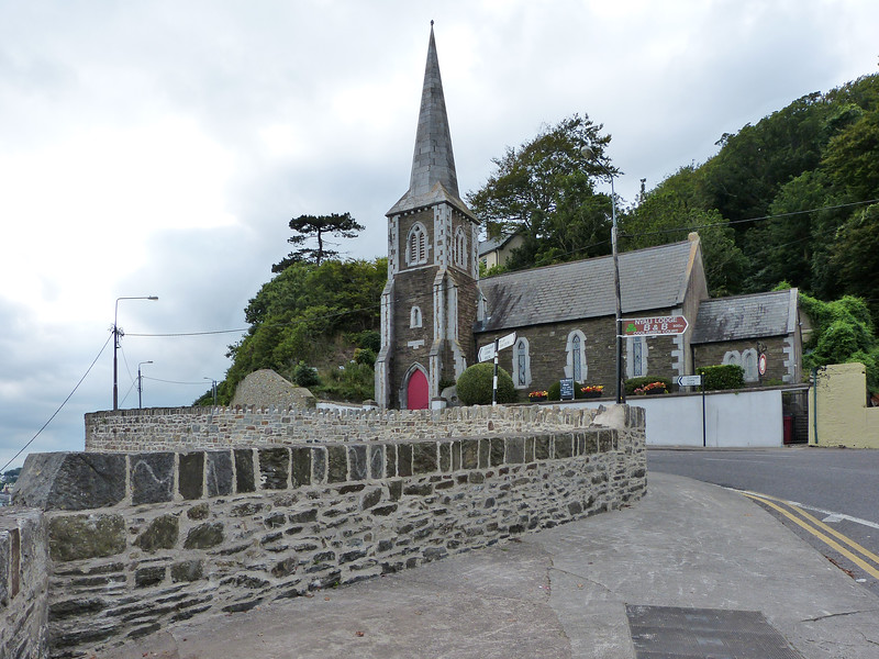 The Scots Church, Cóbh, County Cork, Eire - August 27, 2013