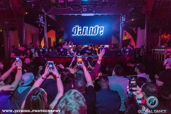 1-31-20 The Church, Darude & Andy Moor