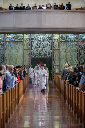 Cathedral Confirmation Mass 180429