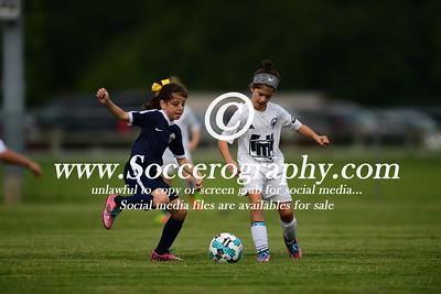 U9 Soccer Ole vs 09 Lady Wolves