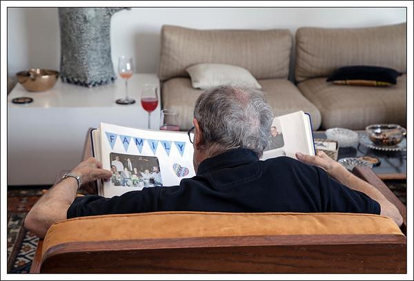 Leonard Newmark's Excellent 90th Birthday