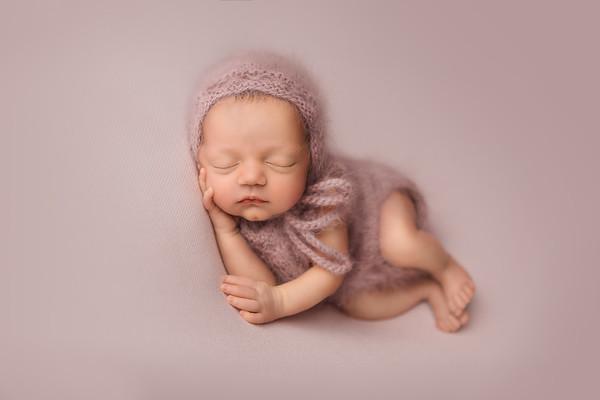 Hazel's Newborn Session