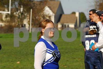 Wallkill Fighting Panthers vs Marlboro Black - Cheerleading - 10-26-08