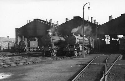 BRITISH RAILWAY STEAM ERA MISCELLANY