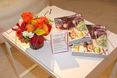 NEW YORK, NY - SEPTEMBER 08:  Vogue/Lenovo Media Lounge at Saks Fifth Avenue on September 8, 2011 in New York City.