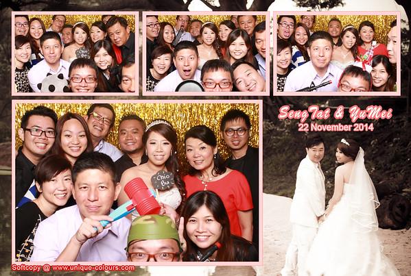 SengTat + YuMei Photobooth