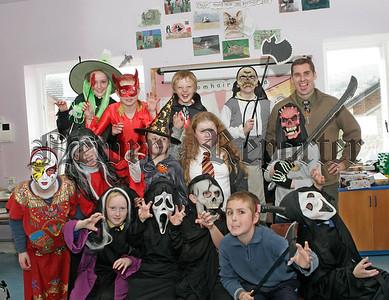 Bun Scoil An Iur Halloween Party on Friday last.06W44N27