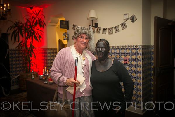 2014 Voodoo Lounge Halloween Dance Party ~ Santa Barbara