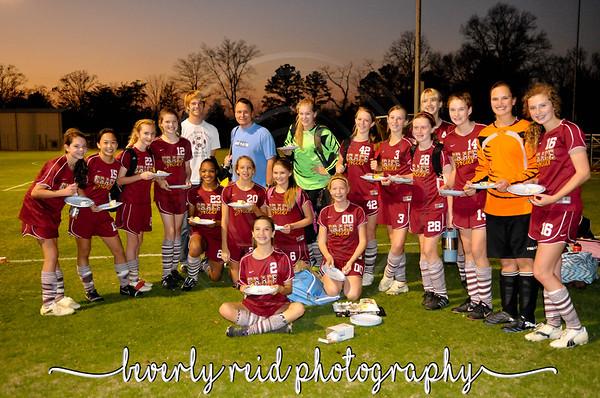 2010 112210 Grace vrs. CAMS (formerly Spalding) (MS Girls Soccer)