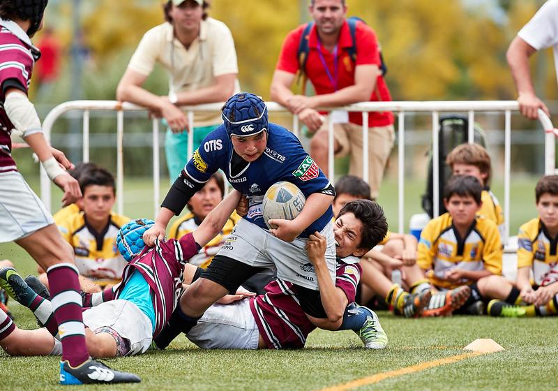 (Sub12 - 1/2 Oro) VRAC A vs CR Alcobendas A: 0-5