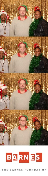 Barnes Foundation Holiday Party's Holiday Party