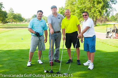 Transcanada UCPN Golf Outing 2015