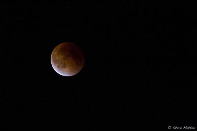Lunar Eclipse September 2015