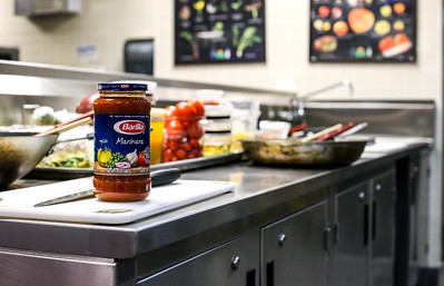 2018 Barilla at Instructional Kitchen BuckeyThon