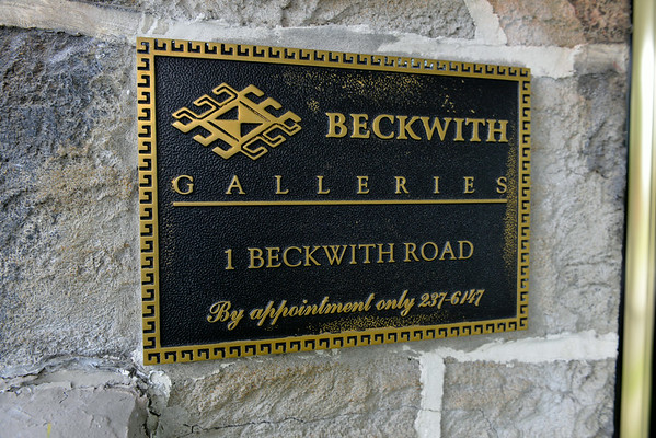 Beckwith Galleries Aug 2014