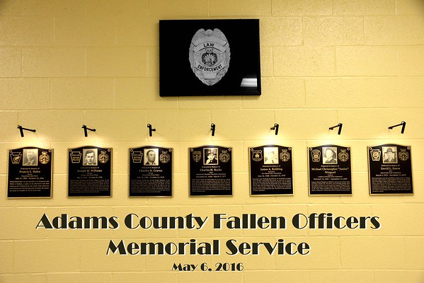AC Fallen Officers - 2016