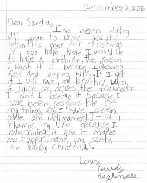 Howe 4th grade letters to Santa (3).jpg