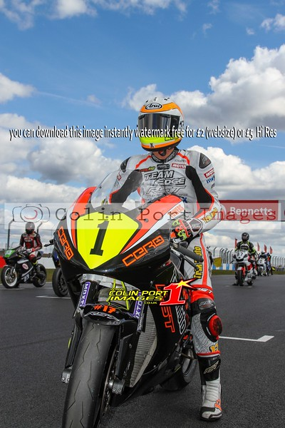 Donington Thundersport Paddock Etc 2018