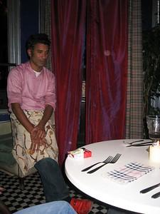 Scallywags - Christmas Dinner with Richard