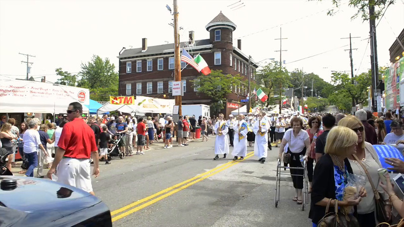 2015 Feast of The Assumption Procession Video
