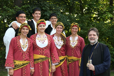 St. George of Southgate Greek Festival 2012