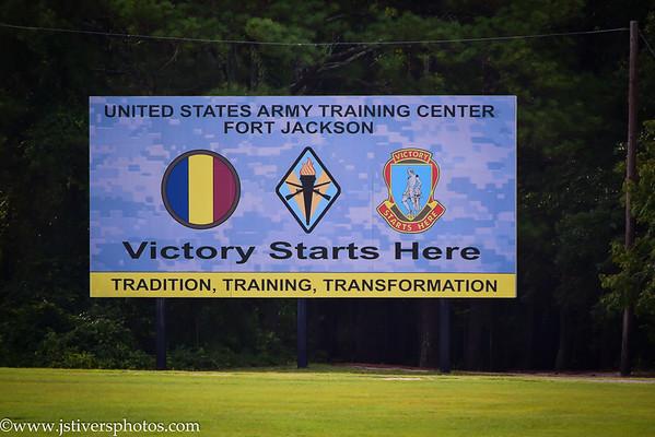 Casey Graduates Basic Training
