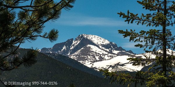 Estes Park Area and Rocky Mountain National Park