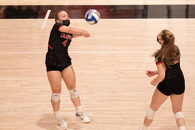 2020-21 Volleyball vs. Palm Beach Atlantic