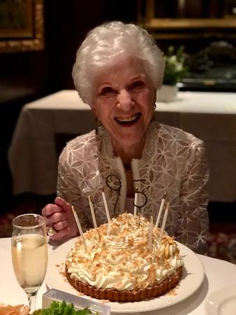 Lois Wolf 95th Birthday Celebration