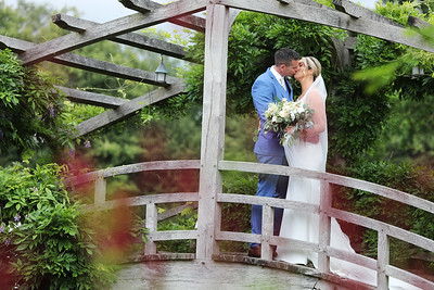 Laura & Jake - Great Fosters
