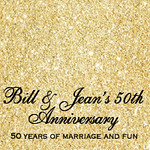 Bill And Jean's 50th Anniversary