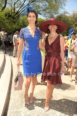 Lilly Hartley, Pauline Reyniak photo by Rob Rich/SocietyAllure.com © 2014 robwayne1@aol.com 516-676-3939