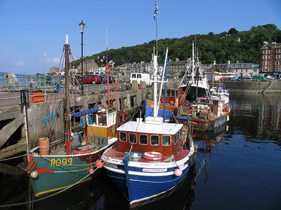 Scottish Harbours