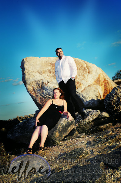 Barbara & John - Kings Park Bluff - August 28, 2014