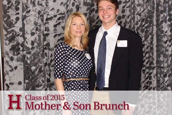 03-08-15 Haverford Class of 2015 Mother & Son Luncheon