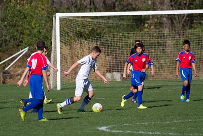 Adrik Soccer November 6